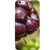 Blackberry Fruit iPhone Case/Skin
