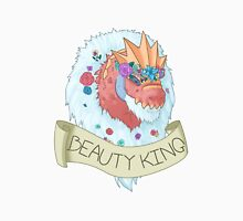 Flower Crown Tyrantrum - Beauty King Unisex T-Shirt
