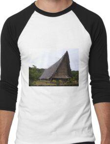 Men's Community House Yap Men's Baseball ¾ T-Shirt