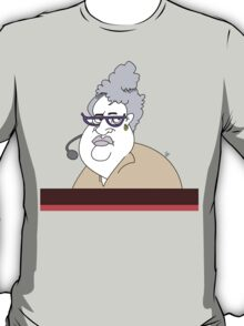 The receptionist. T-Shirt