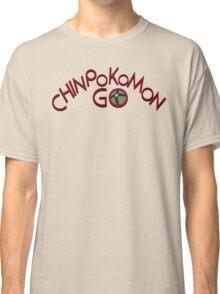 Chinpokomon GO! Classic T-Shirt