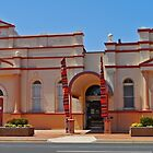 Inverell Art Gallery, Inverell, NSW, Australia (Panorama) by Margaret  Hyde