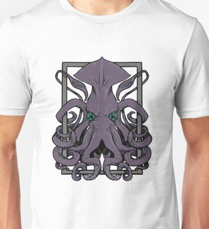 Encaged Kraken Unisex T-Shirt