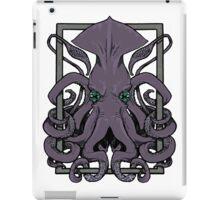 Encaged Kraken iPad Case/Skin
