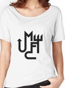 Manchester united logo Women's Relaxed Fit T-Shirt