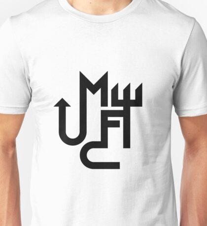 Manchester united logo Unisex T-Shirt
