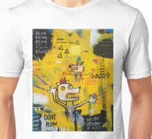 Dont Run, Basquiat! Unisex T-Shirt