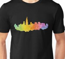 Chicago Skyline 1 Unisex T-Shirt