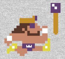 8-Bit King by DarkMatchDuds