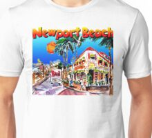 Newport Beach Unisex T-Shirt