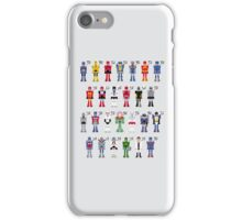 Transformers Alphabet iPhone Case/Skin