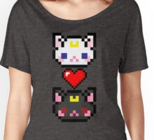Sailor Moon cats Women's Relaxed Fit T-Shirt