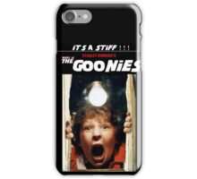 The Goonies meets The Shining iPhone Case/Skin