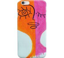 Pop Art Poster Girl iPhone Case/Skin