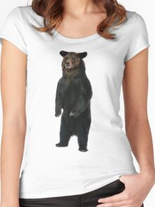 ours  Women's Fitted Scoop T-Shirt