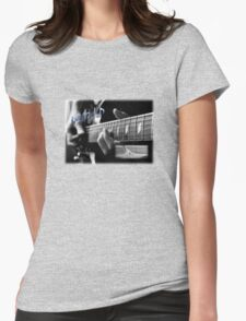 Blue Notes Womens Fitted T-Shirt