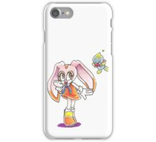 Cream the Rabbit iPhone Case/Skin