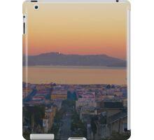 Dawn San Francisco Bay iPad Case/Skin