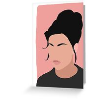 Sonja Greeting Card