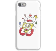 Santa Asgore Chibi iPhone Case/Skin