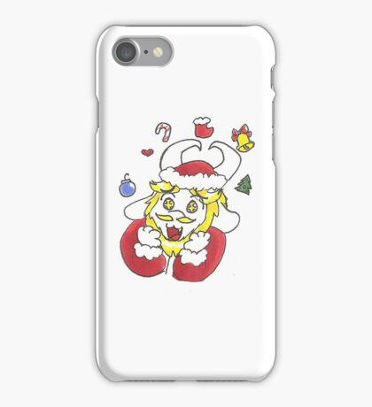 Santa Asgore Chibi iPhone Case/Skin