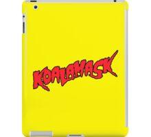 Koala MaskaMania iPad Case/Skin