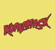 Koala MaskaMania by ninjacafe
