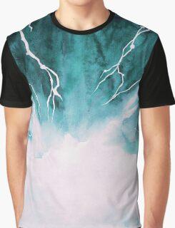 IR / ˹Jupiter Power˼ Graphic T-Shirt
