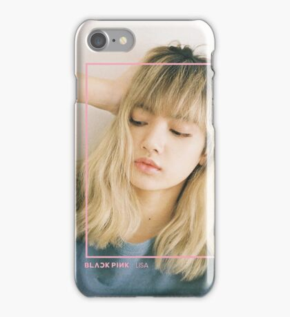 BLACKPINK - Lisa iPhone Case/Skin