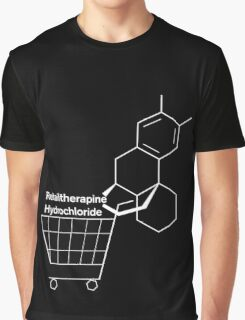Shopper Bot Graphic T-Shirt