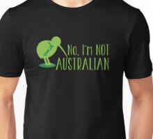 No, I'm not AUSTRALIAN Unisex T-Shirt