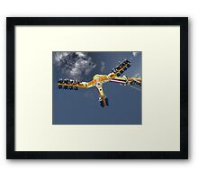 Cool Ride Framed Print