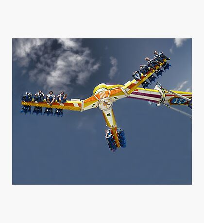 Cool Ride Photographic Print