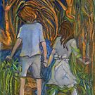 Into The Woods by Karen Gingell