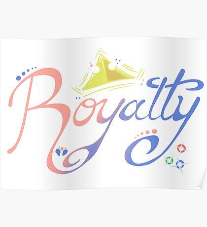 Royalty - Aurora Poster
