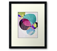 Graphic 169 Framed Print