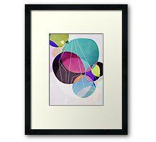 Graphic 169 Framed Print