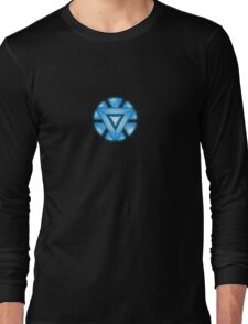Mini Arc-Reactor Long Sleeve T-Shirt