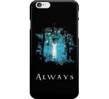 Snape's Patronus iPhone Case/Skin