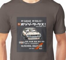 Crazy Car Art 0127 Unisex T-Shirt