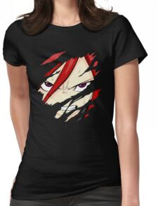 Erza Scarlet Anime Manga Shirt Womens Fitted T-Shirt