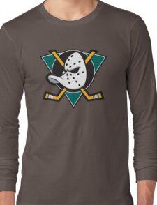 Anaheim Ducks  Long Sleeve T-Shirt