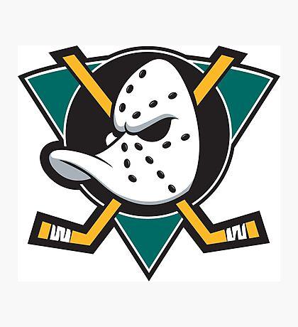 Anaheim Ducks  Photographic Print