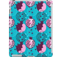 Pomegranate Abstractions  iPad Case/Skin