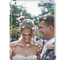 Jess & Chris's Big Day iPad Case/Skin
