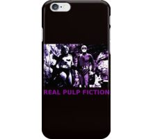THE REAL PULP FICTION HEROES iPhone Case/Skin