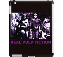 THE REAL PULP FICTION HEROES iPad Case/Skin