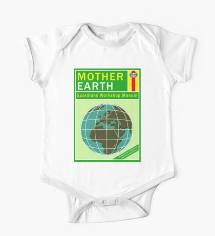 Mother Earth One Piece - Short Sleeve