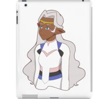 Allura Sticker  iPad Case/Skin