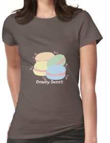 Deadly Sweet Womens Fitted T-Shirt